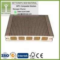 Buy cheap China Outdoor Waterproof Planks WPC Wood Plastic High Quality Composite Decking from wholesalers