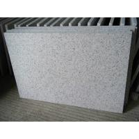 Buy cheap Exterior Granite Stone Slabs Grey Wall Tiles For Entryway Scratch Resistant from wholesalers