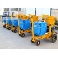Buy cheap In stock Full set Accessories SPZ - 5 Electric Gunite shotcrete machine for pools from wholesalers