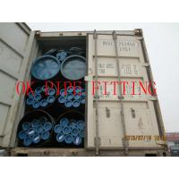 Buy cheap black steel seamless Pipe & Tubings xs astm a106 b tube NACE MR0175 from wholesalers
