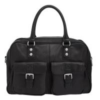 Buy cheap Casual and leisure unisex genuine leather travel bag,duffel bag from wholesalers