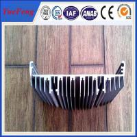 Buy cheap aluminium die casting radiator, aluminium extrusion profile alloy manufacturer product