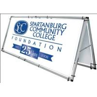 Buy cheap Monsoon A Frame Banner Stand,outdoor banners stand,Monsoon Outdoor Banner Stand from wholesalers