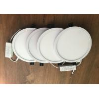 Buy cheap 18w 4000k Slim Led Ceiling Light , Eco Friendly Round Led Light Panel SAA from wholesalers