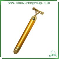 Buy cheap 24k golden hight end quality popular japan beauty bar slim face bar for face massager from wholesalers