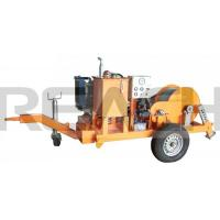 Buy cheap Cable Pulling Capstan Winch for Cable Distribution Work from wholesalers
