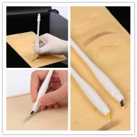 Buy cheap Cosmetic Manual Tattoo Pen For Learners Right Gripping Adjustable from wholesalers