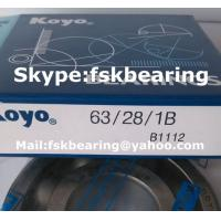 Buy cheap Automobile Gearbox SKF 63/28 Single Row ABEC 7 Bearings Steel Balls from wholesalers