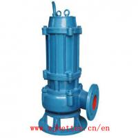 Buy cheap WQK cutting(knives) submersible sewage pump from wholesalers