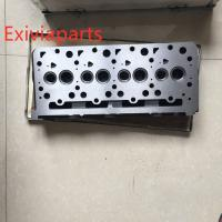 Buy cheap Aluminium / Steel 4BA1 Auto Engine Parts Cylinder Head For Kubota Lightweight from wholesalers
