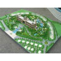 Buy cheap Physical scale model with warm lighting for building construction presentation from wholesalers