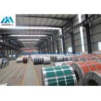 Buy cheap H14 H16 H18 Pre Painted Color Coated Aluminium Coil Scrubbing Resistant from wholesalers