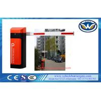 Buy cheap 80W arm automatic barrier gate Operator With AC Reliable Electro Mechanical Drive from wholesalers