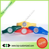 2012 Fashionable silicone wristband for promotion