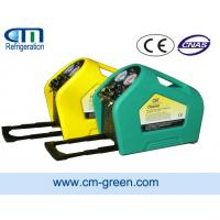 Buy cheap auto portable refrigerant recovery machine and recycling unit CM3000A from wholesalers