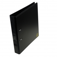 Buy cheap Office A4 A5 Folder ESD PP Plastic Ring Binder from wholesalers