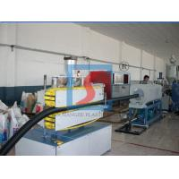 Buy cheap PE Carbon Spiral Plastic Extrusion Line For Corrugated Spiral Pipe from wholesalers