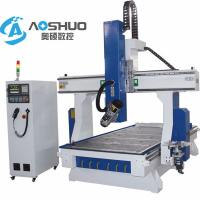 Buy cheap 3d Auto Function CNC Metal Cutting Machines / 1325 ATC Cnc Router Engraving Machine from wholesalers