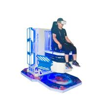 Buy cheap 9D VR Jump Simulator Game Machine , 1 Player Indoor Virtual Reality Jump from wholesalers