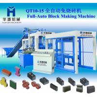 Buy cheap HYM 2013 new high qualilty QT10-15 cement block making machine of manufacturing machine from wholesalers