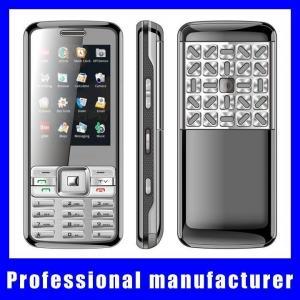 Buy cheap D6000 Quadband Dual SIM Card TV Mobile Phone product