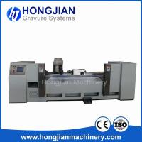 Buy cheap Gravure Cylinder Chrome Polishing Machine Chrome Finishing Machine product