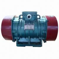 Buy cheap Electric Vibration Motor from 1 to 200kN, Adjustable Centrifugal Force, Easy to Maintain from wholesalers