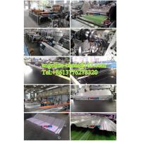 Buy cheap Plast corrugated roof/roofing sheet panel extrusion and forming machinery/plant product