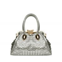 Buy cheap The new 2016 spring and summer fashion classic rhinestone butterfly buckle shoulder bag female bag Europe and shells from wholesalers