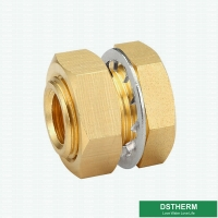 Buy cheap Brass Threaded Fittings Quick Release Fitting Brass Flare Fitting For Pipe Connection from wholesalers
