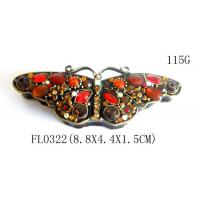 Buy cheap Fancy Jewelry Boxes  butterfly trinket box for wedding gifts from wholesalers