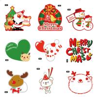 Buy cheap Christmas Theme Gifts Self Adhesive Sticky Labels Custom Adhesive Labels from wholesalers