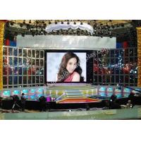 Buy cheap IP40 Indoor Rental LED Display Led Electronic Billboards For Stage / Schools from wholesalers