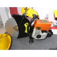 Buy cheap 350mm gasoline cut-off saw/machine from wholesalers
