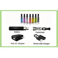 Buy cheap Yellow Mini EGO T E-Cigarette CE4 / CE5 Atomizer With Variable Voltage from wholesalers