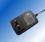 Buy cheap EN60065 US / EU / AU plug Wallmount AC Power Adapter 12V 2.5A 30W UL / CE / GS / from wholesalers