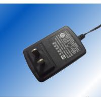 Buy cheap EN60065 US / EU / AU plug Wallmount AC Power Adapter 12V 2.5A 30W UL / CE / GS / product