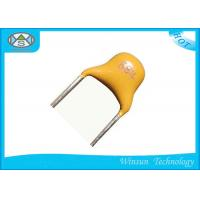 Buy cheap MONO CAP Multilayer Ceramic Capacitor Small Size Wtih Coated With Epoxy Resin from wholesalers