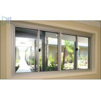 Buy cheap Aluminium Double Glazed Sliding Windows With Sub Frame Australian Standard from wholesalers