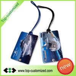 Buy cheap Custom plastic bag tag from wholesalers