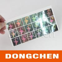 Buy cheap 2013 high quality glitter hologram sticker,sticker label maker from wholesalers