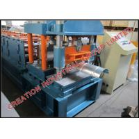 Buy cheap Steel & Aluminium Roofing Ridge Cap Sheets Rollforming Machine from wholesalers