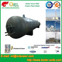 Buy cheap Corrosion resistance oil steam boiler mud drum ISO9001 from wholesalers