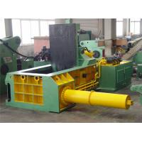 Buy cheap Manual Operation Metal Scrap Baler Machine 15kW Y81F - 160C Type from wholesalers