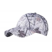 Buy cheap High Quality Outdoor Baseball Caps Unisex Camouflage Man and Women Sport Caps from wholesalers