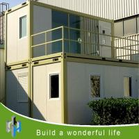 Buy cheap flat pack container house hot sale combined house container container house prices from wholesalers