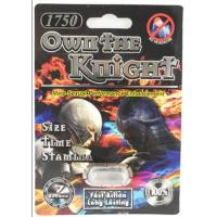 Buy cheap OWN THE KNIGHT Male Sexual Enhancement Bigger Thicker Longer Penis from wholesalers