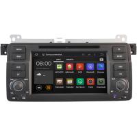 Buy cheap Digital Multi Touch Screen BMW Sat Nav DVD , BMW M3 DVD Player 1998 - 2006 3D UI Map from wholesalers