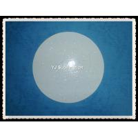 Buy cheap Sublimation blank round shape jigsaw puzzle-20*20cm from wholesalers