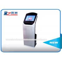 Buy cheap Bus Ticket Kiosk Vending Machine With Housing Thermal Printer Card Reader from wholesalers